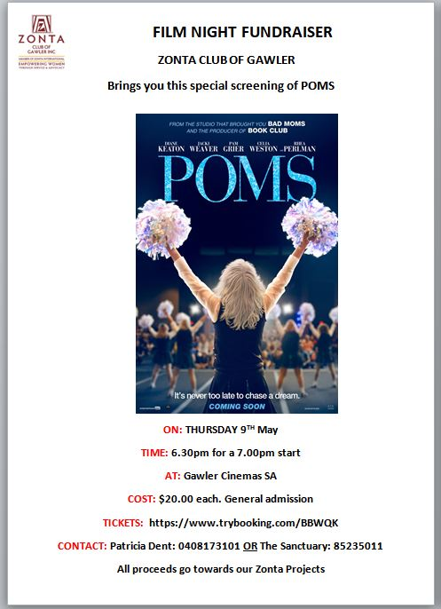 POMS movie night